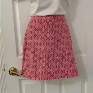 Rafaella Comfort Skort/Skirt Size Small